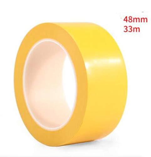 Tings 20MM * 33m PVC Antisliptape Waterdichte tape Vloer Veiligheid Veiligheidstape Mat plakband, 2,33m