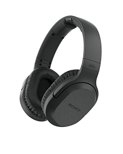 Sony RF400 Wireless Home Theater Headphones for Watching TV (WHRF400)