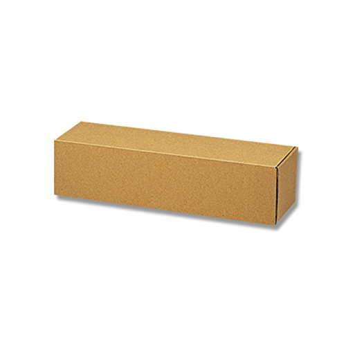 ヘイコー 箱 ワイン1本用 ナチュラルボックス Z-24 9x31.5x8cm 10枚