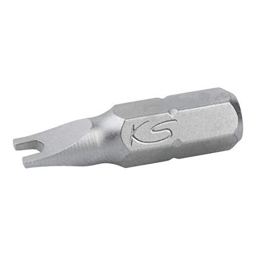 """KS Tools 911.2913 - Cuarta ranura de seguridad poco CLÁSICO"""", 6mm"""