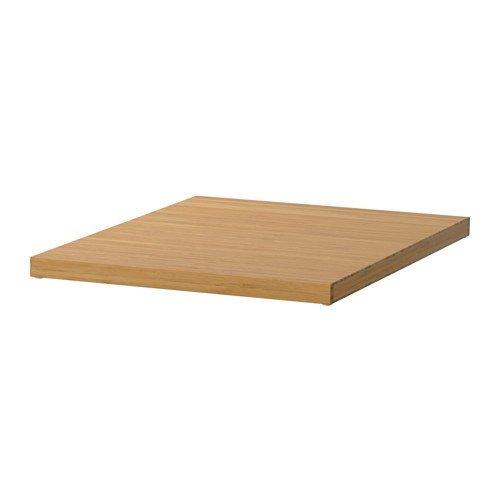 Ikea ELVARLI - Estante para sistema de almacenamiento (bambú, 40 x 51 cm)
