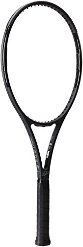 Wilson PRO Staff Rf97 Tns Frm W/O - Racchetta de Tennis, Unisex, da Adulto, Unisex Adulto, PRO Staff RF97 TNS FRM W/O, Nero, 2