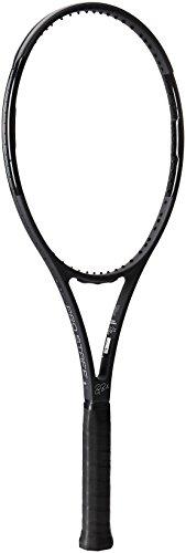Wilson PRO Staff Rf97 Tns Frm W/O - Racchetta de Tennis, Unisex, da Adulto, Unisex Adulto, PRO Staff RF97 TNS FRM W/O, Nero, 3