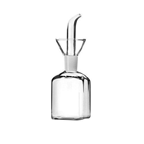 IBILI 795625 - Aceitera Cristal Cuadrada 250 Ml