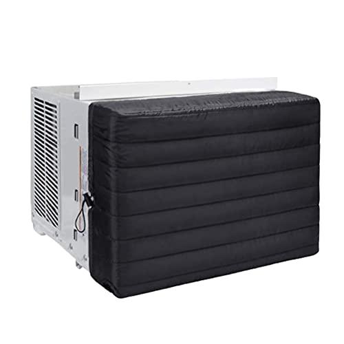 Lubudup - Copertura antipolvere per condizionatore d'aria a parete, impermeabile, per condizionatore d'aria, 53,3 x 38,1 x 8,9 cm
