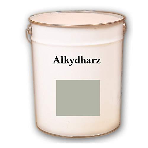 20kg RAL 7032 Kieselgrau grau Wandfarbe seidenmatt Wandbeschichtung Beschichtung innen und außen