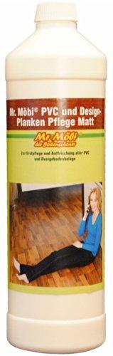 Mr.Möbi® PVC und Design-Planken Pflege Matt - Einfach gepflegt!
