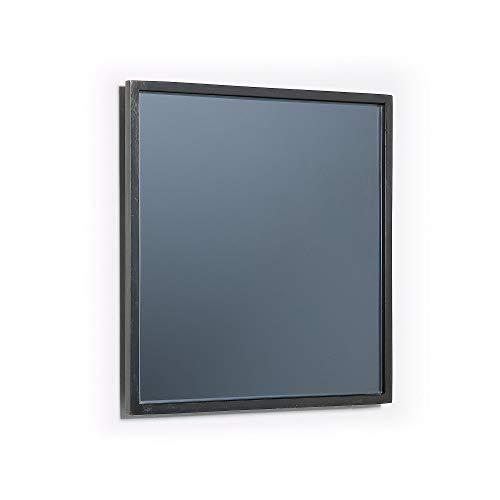 Kave Home spiegel Mecata zwart