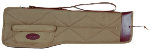 Great Price! Boyt Harness Khaki Canvas Take-Down Case with Pocket (Large)