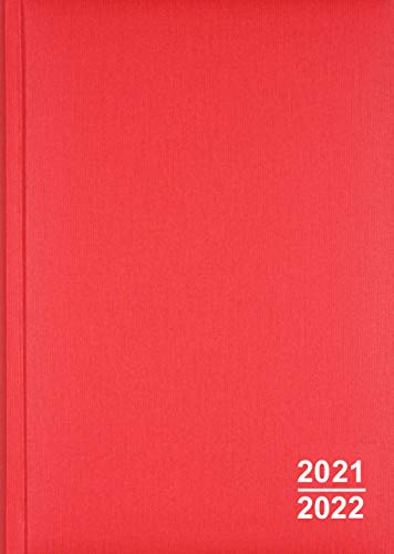 Flöttmann Orgabuch (rot) 2021/2022, Planungsbuch für Lehrerinnen und Lehrer, Lehrerkalender