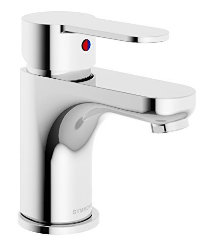 Symmons Identity One-Handle Single Hole Bathroom Faucet, Chrome (SLS-6710-1.5)