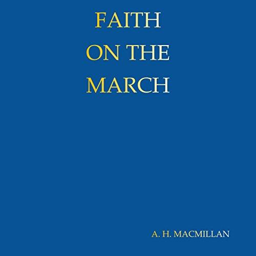 Faith on the March audiobook cover art