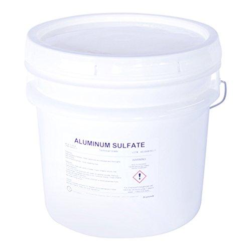 Aluminum Sulfate - Alum - 25 lbs.