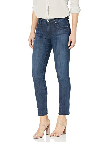 AG Adriano Goldschmied Women's Prima Cigarette FIT Ankle Jean, paradoxical, 31