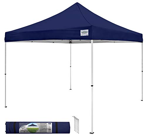 Caravan Global Sports 21008100060 10 x 10 ft M-Series 2 Pro Canopy Kit - Navy Blue