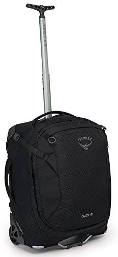 "Osprey Ozone Wheeled Global Carry-on 38L/19.5"", Black"