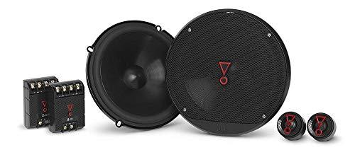 JBL Stage3 607C 2-Wege Auto Soundsystem - 250 Watt Komponenten JBL Pro Sound Auto Lautsprecher Boxen Set mit 160mm Einbaulautsprecher und Einbau Hochtöner