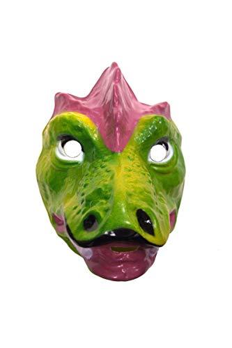 PERFECTECH INTERNAT. TRADING LTD Masque Dinosaure Plastique Rigide