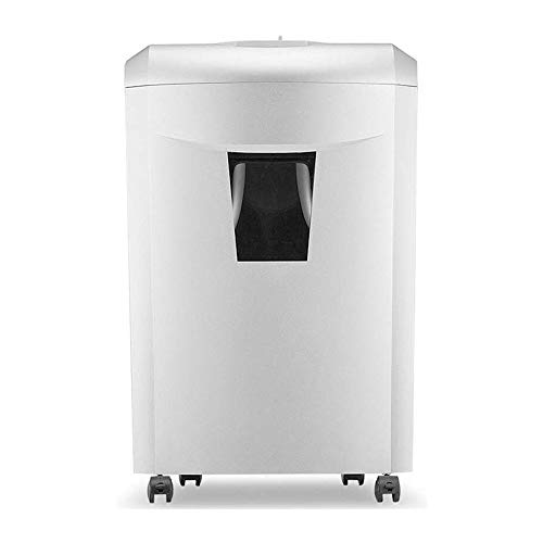 Why Should You Buy HIZLJJ 15-Sheet Cross-Cut Heavy Duty Paper and Credit Card Shredder with 25L Pull...