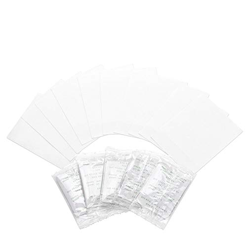 10pcs Detox Fußpflaster, fuß pads detox. Bambusessig Ingwer Fuß Patch Verbessern Schlaf Abnehmen Entfernen Toxin Adhesive Foot Pad (10 foot stickers + 10 adhesives)