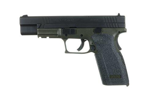 TALON Grips 202G for Springfield Armory XD Full Size 9mm/.357/.40, Black Granulate
