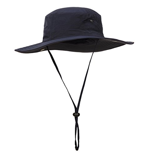 Surblue Wide Brim Fishing Sun Hat for Men and Women