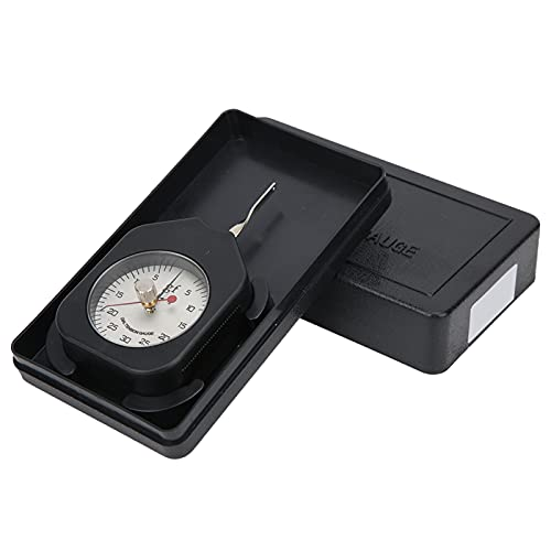 Tensiómetro, SEG-30-2 Medidor de tensión Medidor de doble aguja Interruptor de dinamómetro Tensiómetro 30g para medir