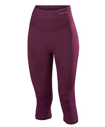 FALKE ESS Vrouwen Maximale Warm 3/4 panty, Maten XS-XL, meerdere kleuren, polyamide mix - Zweet wicking, sneldrogend, warm, bescherming bij koude tot zeer koude temperaturen