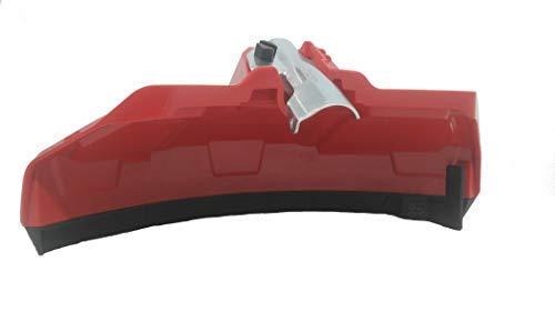 Avalon Tools GB508A-26TO34 Protector de Corte para desbrozadora, Rojo y Negro