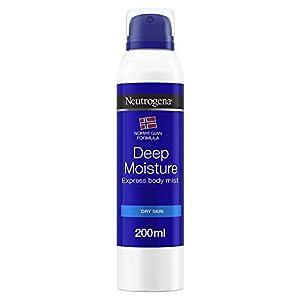 Neutrogena, Norwegian Formula Deep Moisture Express Body Mist , 200 ml