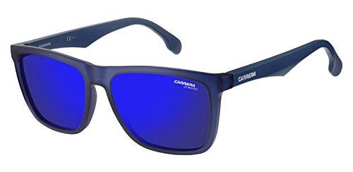 Carrera Herren 5041/S Sonnenbrille, Blau (MATT Blue), 56