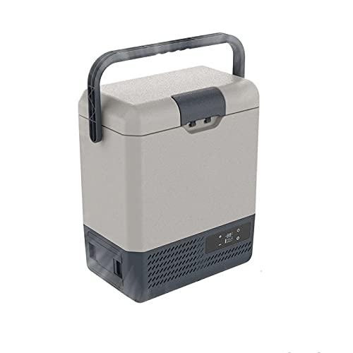 YAHAO Refrigerador Portátil para Coche,Coche de RV con Refrigerador de Coche de 8L Refrigerador de Coche Compresor de Coche Congelador 12V-24V Picnic Camping Enfriador Portátil -20 ℃ -20 ℃ (-4F-68F)