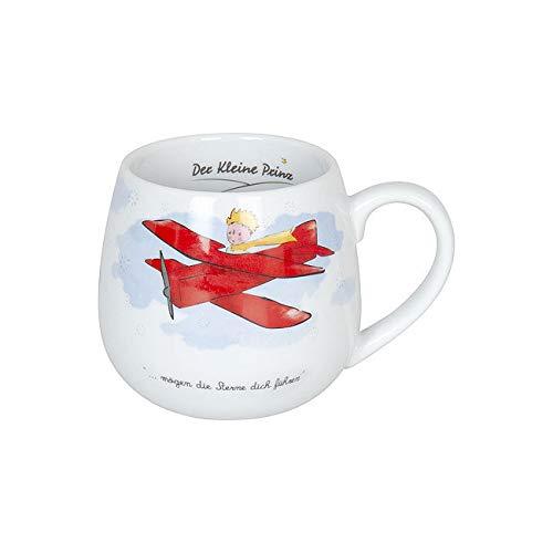 Könitz Kuschelbecher Le Petit Prince - Flugzeug