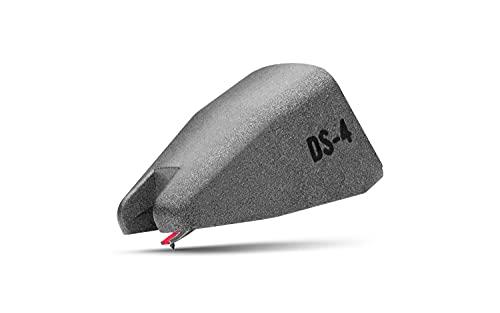 Stanton DS4RS – Aguja de repuesto para cápsula de giradiscos DS4, diseñada con precisión para DJ y tornamesistas profesionales
