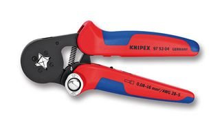 Best Price Square Crimp Tool, FERRULES 97 53 04 by KNIPEX