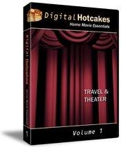 Price comparison product image Digital Hotcakes Home Movie Essentials Vol 1 Travel & Theater