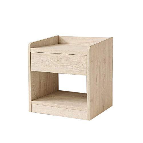 XBR Neuer Beistelltisch, Tische Schlafzimmermöbel/Nachttisch-Aufbewahrungsschrank, Wohnzimmer-Seitenschrank, umweltfreundliches Blatt, gestufter Schubladen-Aufbewahrungs-Couchtisch