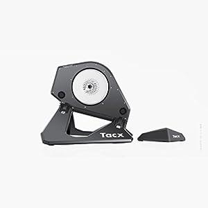 Tacx Neo Smart - Rodillo inteligente para bicicletas, color gris, talla única
