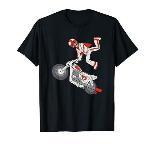 Disney Pixar Toy Story 4 Duke Caboom Stunt Jump T-Shirt
