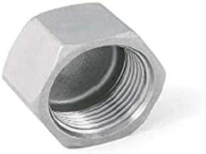 BSP 3//4 femmina esagonale vuoto tappo//coppa Marine Grade acciaio inox confezione : 2 A4 T316