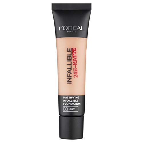 L'Oréal Indefectible 24H Matte Foundation