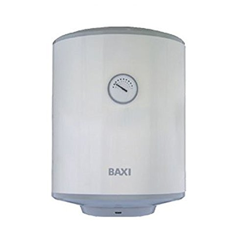 Baxi - SCALDABAGNO ELETTRICO BAXI 50 LT VERTICALE 2 ANNI