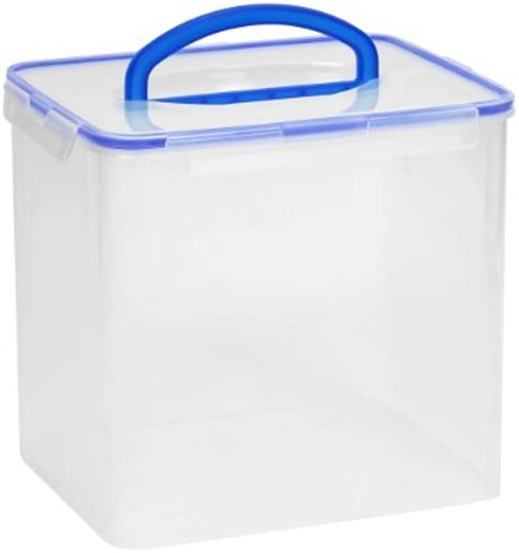Snapware Airtight 40 Cup Rectangular Food Storage Container