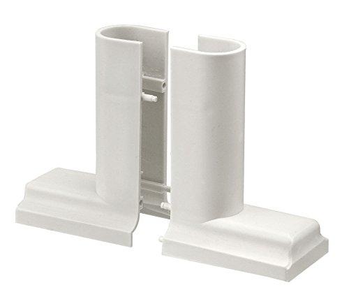 Cornat Abdeckrosette für Standkonsole, weiß, T591701