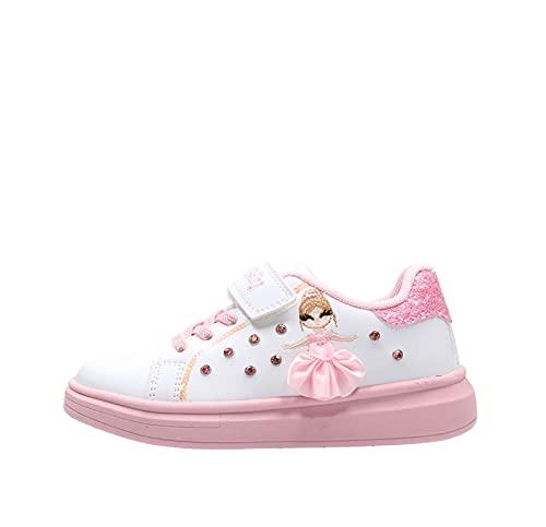 Lelli kelly MILLE STELLE Sneaker bianco da Bambino LK 4826-AA52