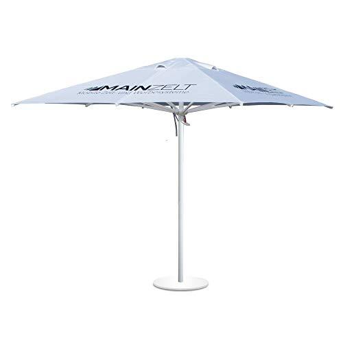 Main-Zelt - Sombrilla para Tienda de campaña (diámetro: 60 mm, telescópica, Cuadrada, sin Volante)