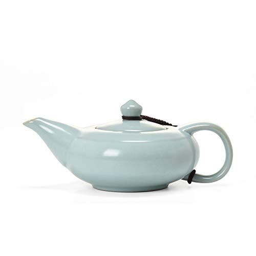 Boloi Teteras Las tradiciones de cerámica Chino de la Tetera de Kungfu del pote del té de Viajes Oficina Juego de té de la Tetera Doble Caldera de la Porcelana Porcelana Teaware Moda Tetera
