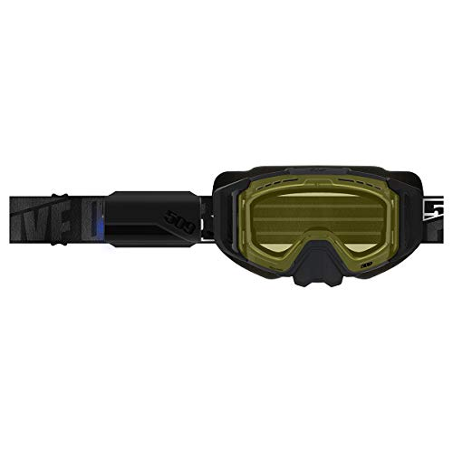 509 Sinister XL6 Ignite Goggle (Whiteout)