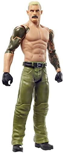 WWE Figura de acción Dexter Lumis, muñeco articulado de juguete para niños +6...
