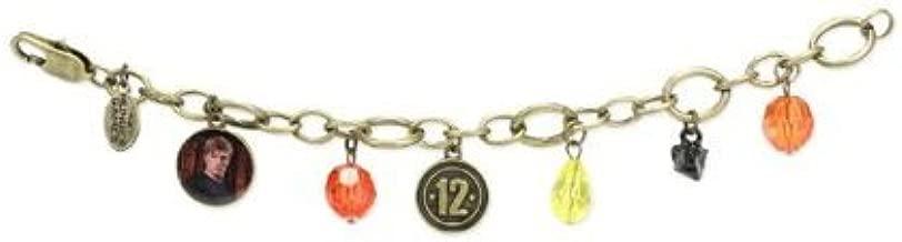 The Hunger Games Movie Bracelet Charm